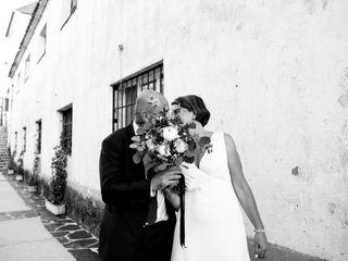La boda de Clara y Héctor