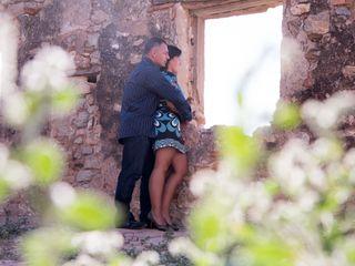 La boda de Vicky y Iñaki 3