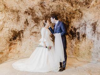 La boda de Teresa y Yago