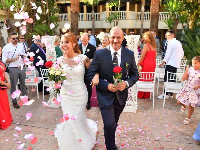 La boda de Andrés y Paqui en Alhaurin De La Torre, Málaga 2