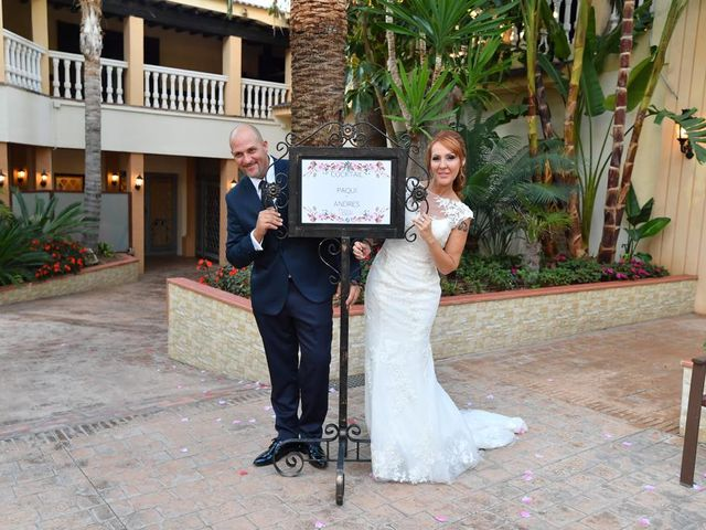 La boda de Andrés y Paqui en Alhaurin De La Torre, Málaga 3