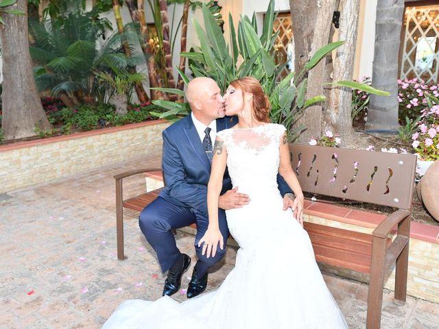 La boda de Andrés y Paqui en Alhaurin De La Torre, Málaga 5