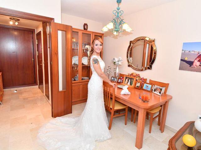 La boda de Andrés y Paqui en Alhaurin De La Torre, Málaga 6