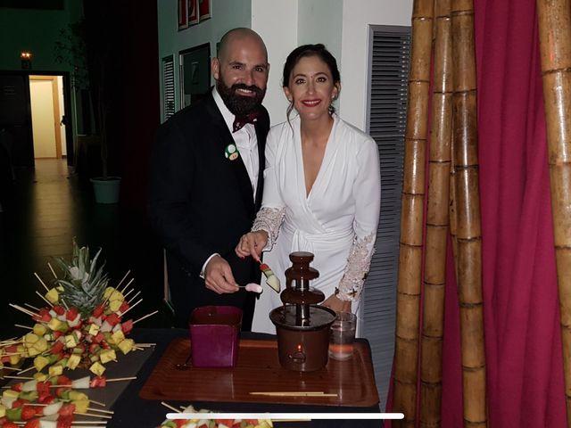 La boda de Toni y Belen en Grao de Castellón, Castellón 1
