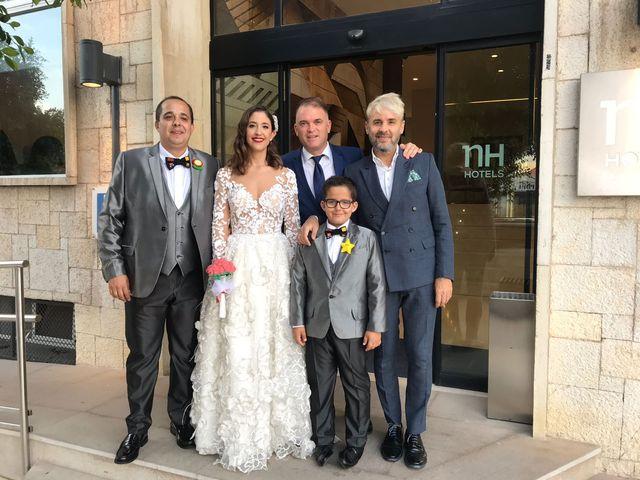La boda de Toni y Belen en Grao de Castellón, Castellón 7