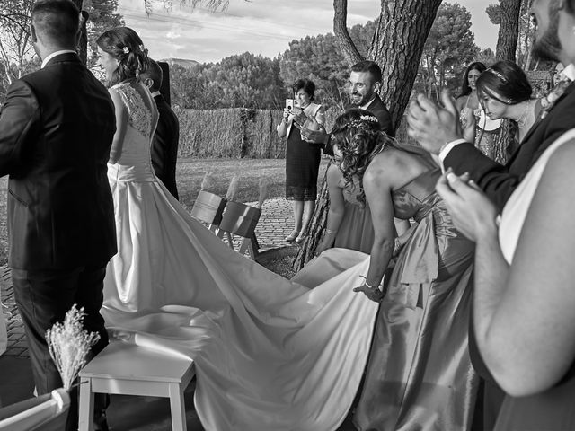 La boda de Rubén y Seila en Villalbilla, Madrid 12