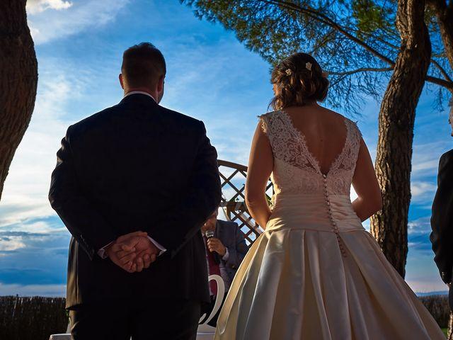La boda de Rubén y Seila en Villalbilla, Madrid 13
