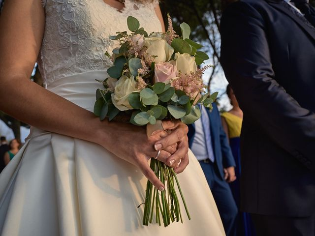 La boda de Rubén y Seila en Villalbilla, Madrid 14