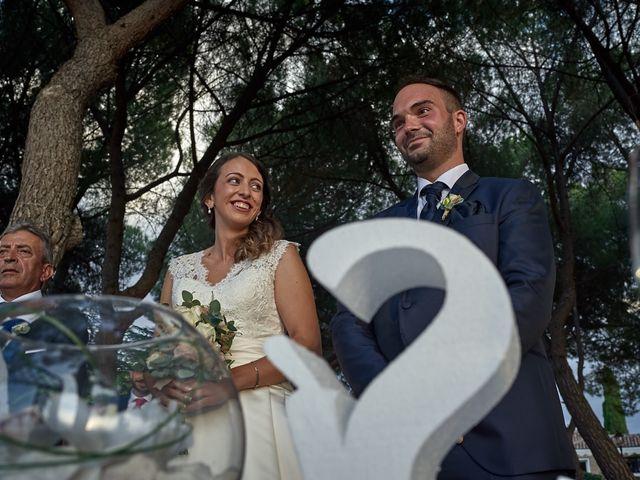 La boda de Rubén y Seila en Villalbilla, Madrid 15