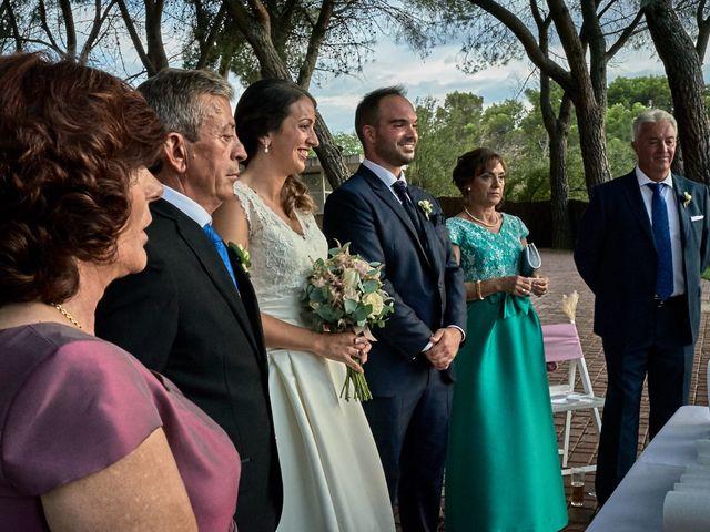 La boda de Rubén y Seila en Villalbilla, Madrid 16