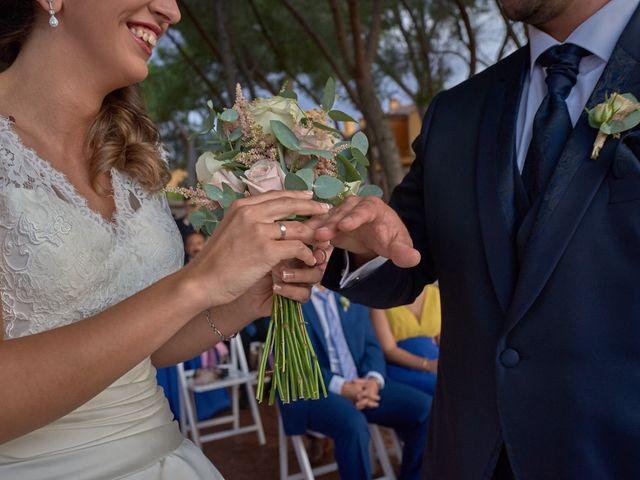 La boda de Rubén y Seila en Villalbilla, Madrid 17