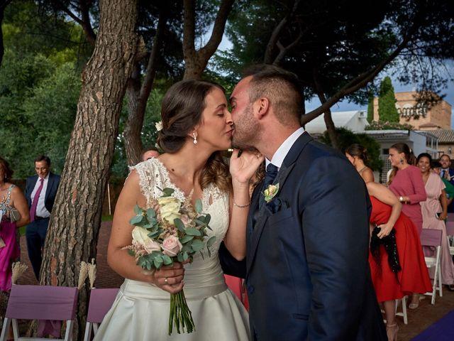 La boda de Rubén y Seila en Villalbilla, Madrid 18
