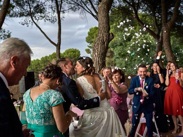 La boda de Rubén y Seila en Villalbilla, Madrid 19