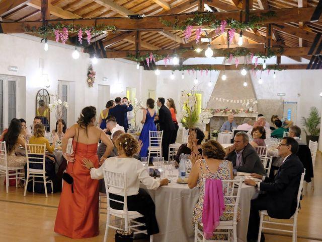 La boda de Rubén y Seila en Villalbilla, Madrid 21