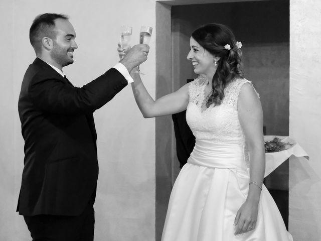 La boda de Rubén y Seila en Villalbilla, Madrid 22