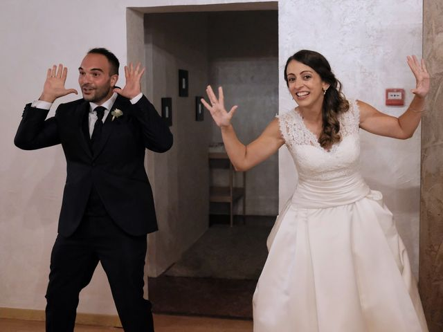 La boda de Rubén y Seila en Villalbilla, Madrid 23