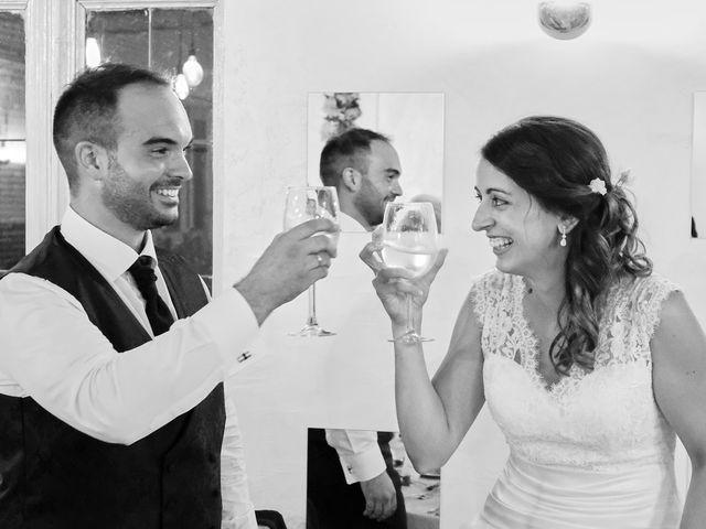 La boda de Rubén y Seila en Villalbilla, Madrid 25