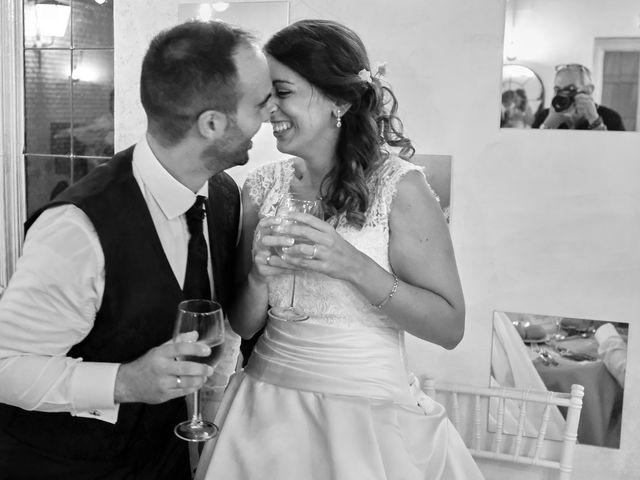 La boda de Rubén y Seila en Villalbilla, Madrid 26