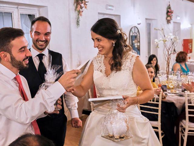 La boda de Rubén y Seila en Villalbilla, Madrid 27