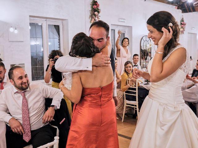 La boda de Rubén y Seila en Villalbilla, Madrid 28