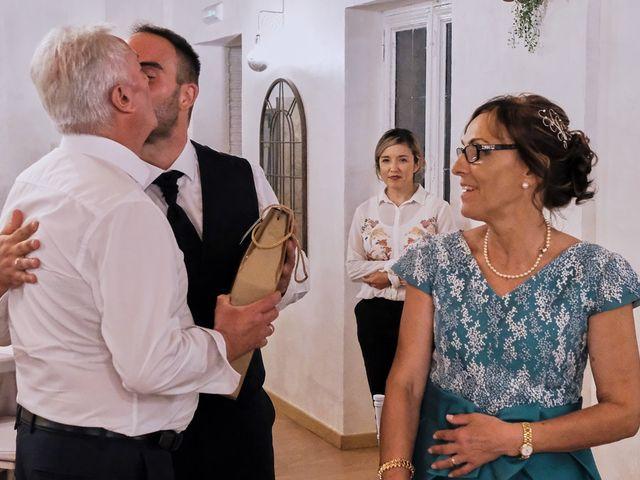 La boda de Rubén y Seila en Villalbilla, Madrid 30