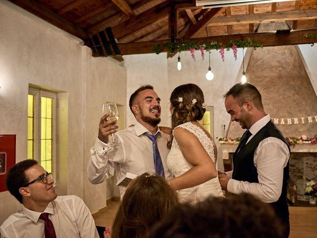 La boda de Rubén y Seila en Villalbilla, Madrid 34