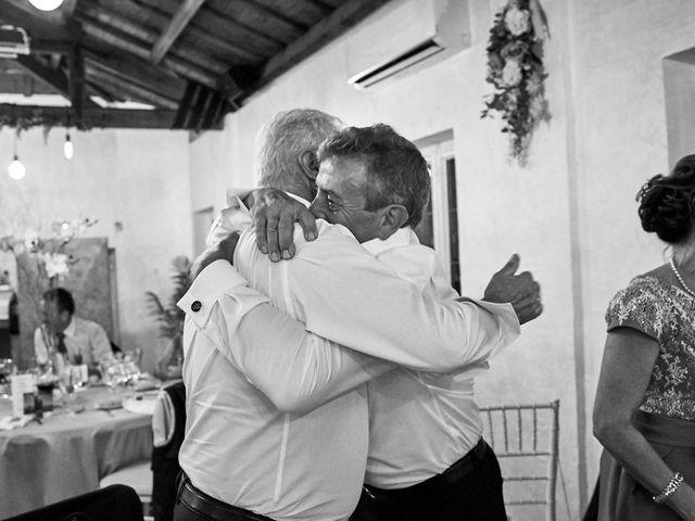 La boda de Rubén y Seila en Villalbilla, Madrid 35