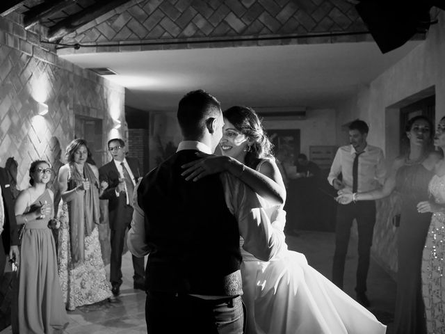 La boda de Rubén y Seila en Villalbilla, Madrid 40