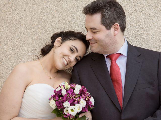 La boda de Laura y Voro