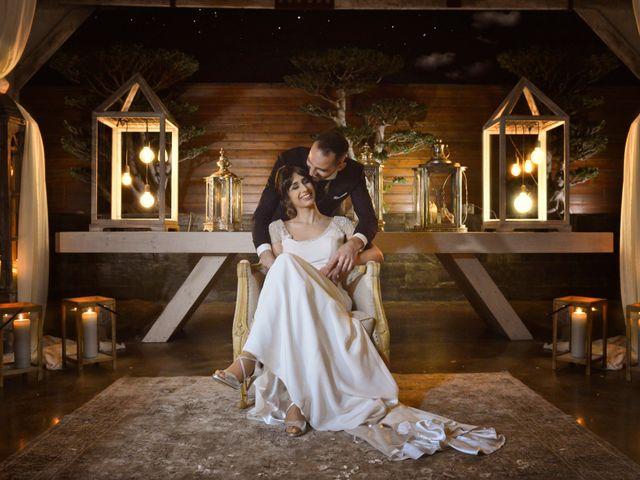 La boda de Mariah y Esteban