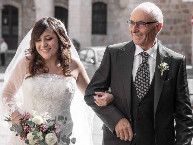 La boda de Carlos y Patricia en Zamora, Zamora 1