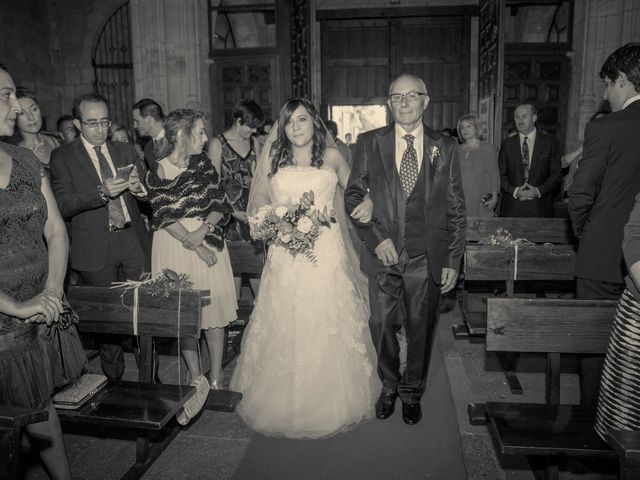 La boda de Carlos y Patricia en Zamora, Zamora 2