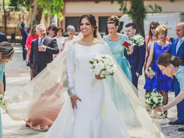 La boda de Antonio y Rosa en Mengibar, Jaén 17