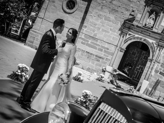 La boda de Antonio y Rosa en Mengibar, Jaén 3