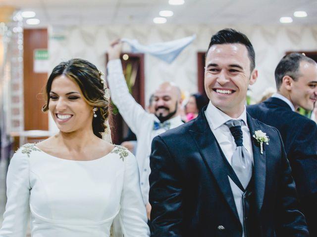 La boda de Antonio y Rosa en Mengibar, Jaén 24