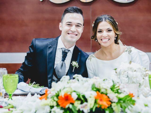 La boda de Antonio y Rosa en Mengibar, Jaén 25