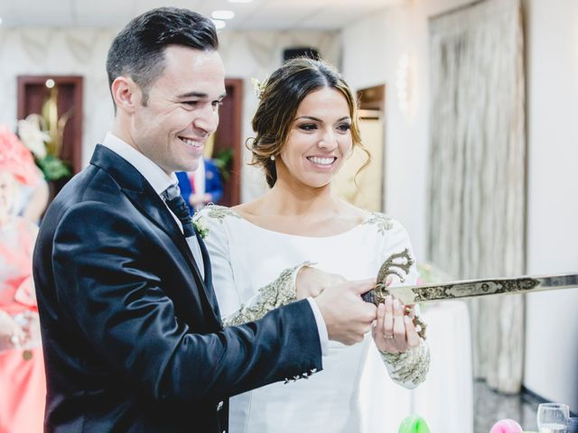 La boda de Antonio y Rosa en Mengibar, Jaén 26