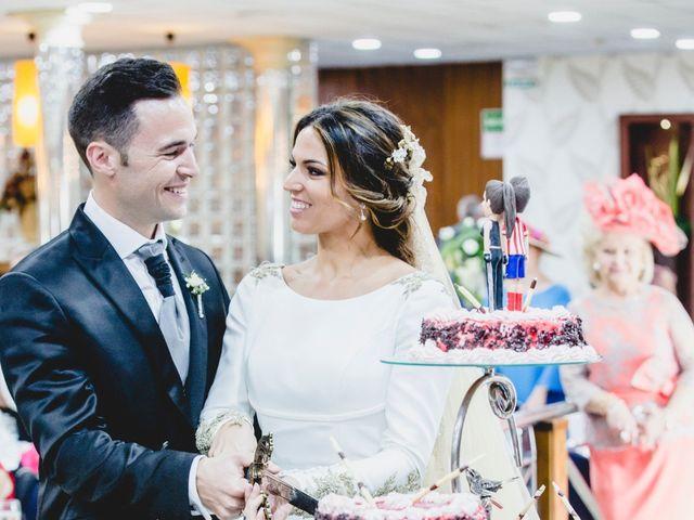 La boda de Antonio y Rosa en Mengibar, Jaén 27