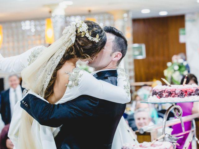 La boda de Antonio y Rosa en Mengibar, Jaén 28