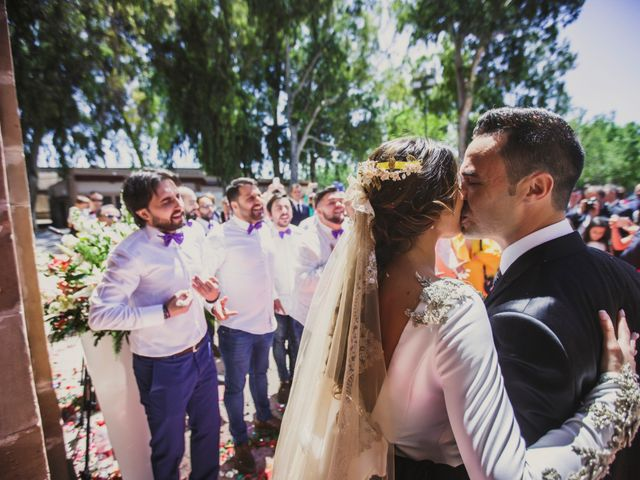 La boda de Antonio y Rosa en Mengibar, Jaén 37