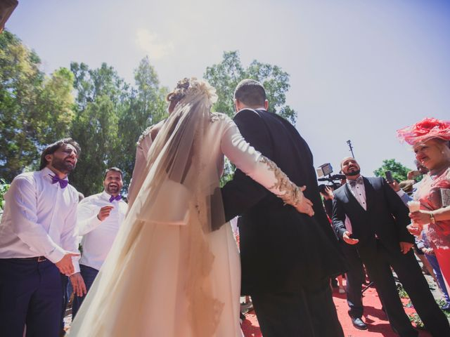 La boda de Antonio y Rosa en Mengibar, Jaén 38