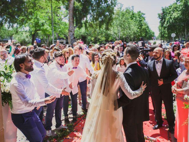 La boda de Antonio y Rosa en Mengibar, Jaén 39