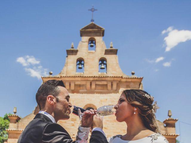 La boda de Antonio y Rosa en Mengibar, Jaén 40