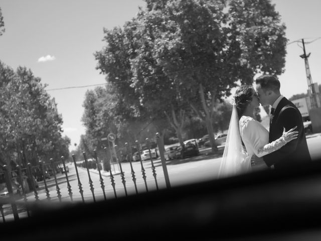 La boda de Antonio y Rosa en Mengibar, Jaén 45