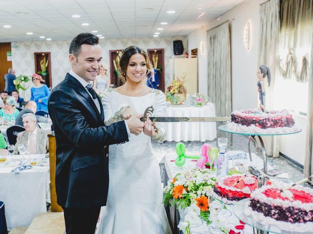 La boda de Antonio y Rosa en Mengibar, Jaén 54