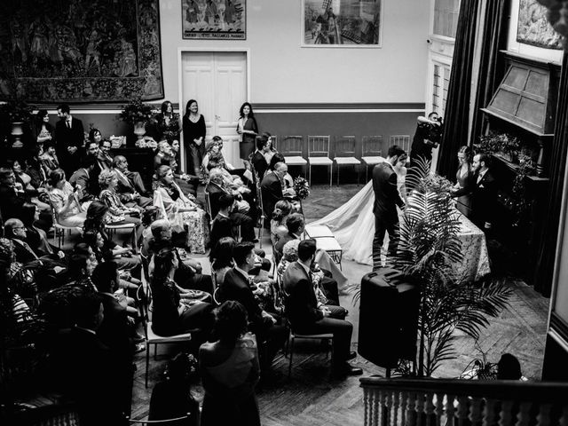 La boda de Borja y Rebeca en Madrid, Madrid 5