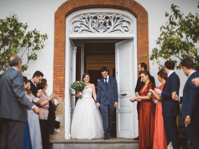 La boda de Rebeca y Borja