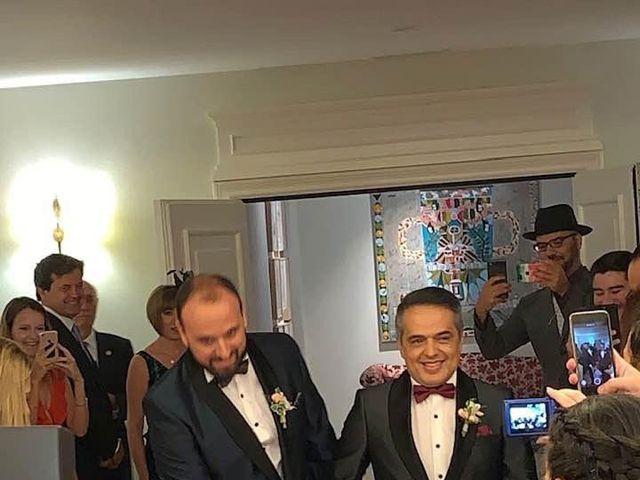 La boda de Fernando y Alexander en Madrid, Madrid 1