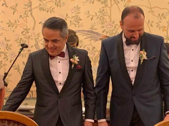 La boda de Alexander y Fernando