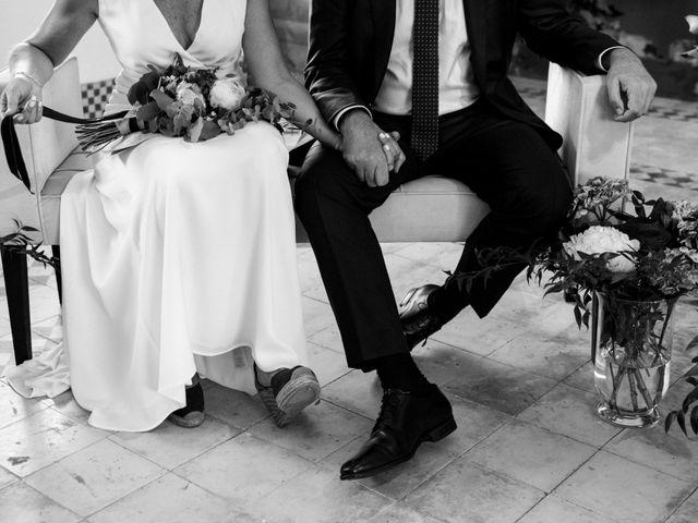 La boda de Héctor y Clara en Otero De Herreros, Segovia 29